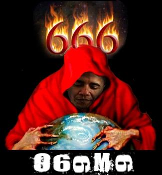 Barack Obama 666