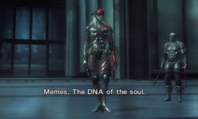 memes the dna of the sould