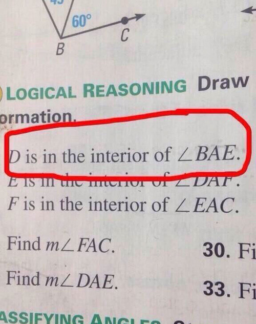 d is in bae