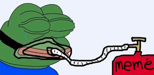 meme life support