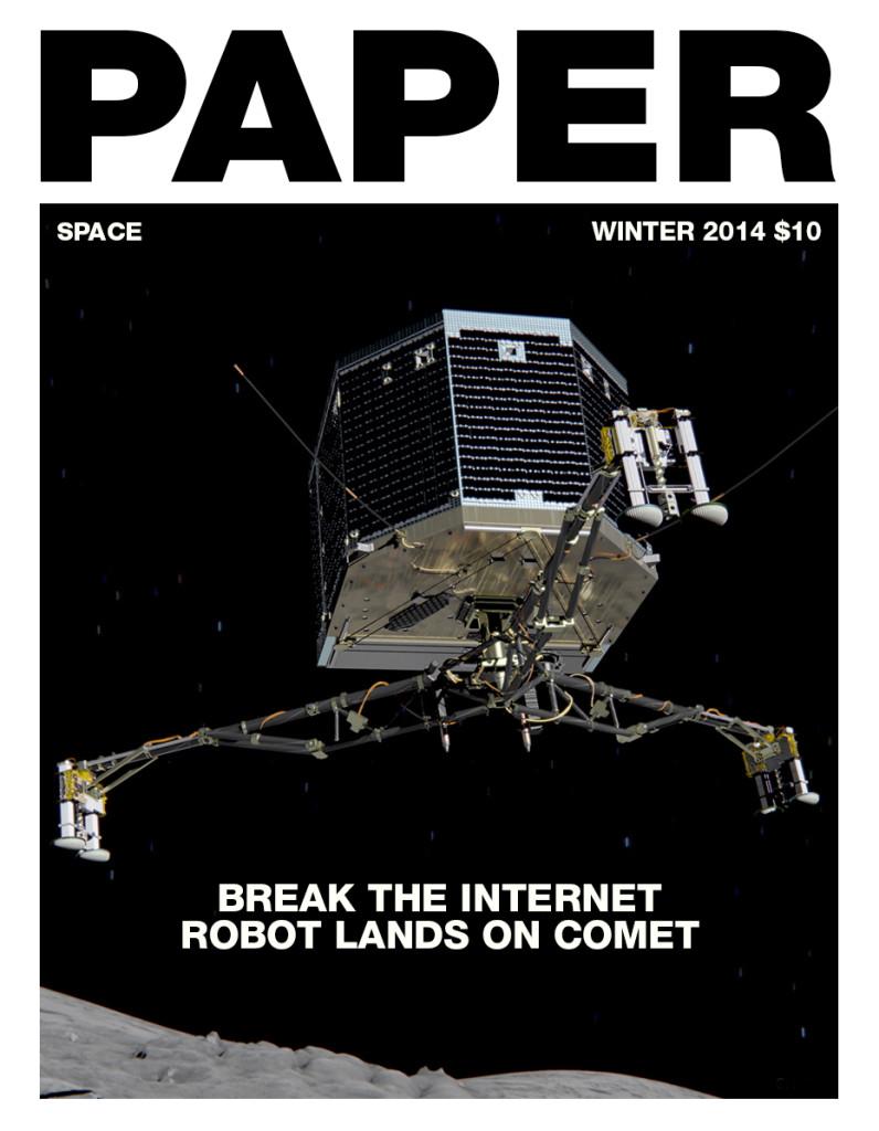 robot comet