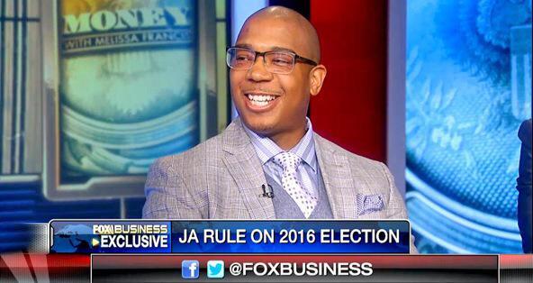 ja rule 2016 foxnews