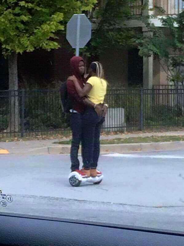hoverboard love