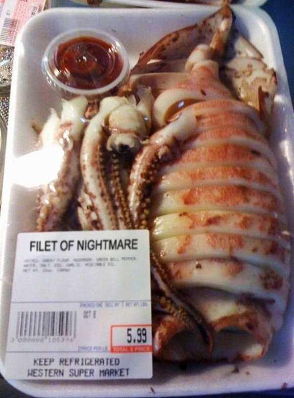 filet of nightmare
